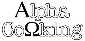 Logo Alpha Cooking